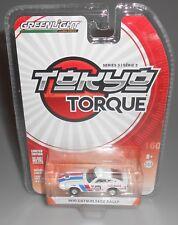 Greenlight 1970 Datsun 240Z Rally White Tokyo Torque Series 3, 1:64 NEW 2018