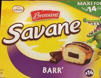Lot revendeur destockage De 42 Gâteaux Savane De Chez Brossard Barr