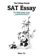 Very Good, The College Panda's SAT Essay: The Battle-tested Guide for the New SA