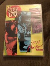 Stray Cats: Live at Montreux 1981 (DVD, 2012)