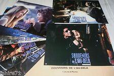 SOUVENIRS DE L'AU-DELA  !  jeu 8 photos cinema lobby cards fantastique