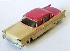 Dinky Toys No.180 Packard Clipper Car (1958-1959 Cast Hubs).