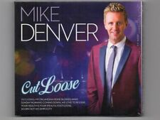 MIKE DENVER - CUT LOOSE - CD - No Need To Wait - Immediate Dispatch