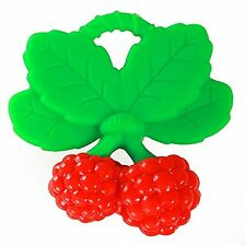 RaZbaby RaZzies Teether, Red and Green