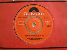 OSSIE AND THE SWEET BOYS / NOTHING TAKES THE PLACE OF YOU / BRIXTON  BOO-GA-LOO