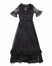 Lace Maxi Vintage Dresses for Women