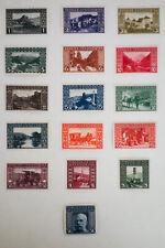 Bosnia & Herzegovina Stamps #30d - 45d