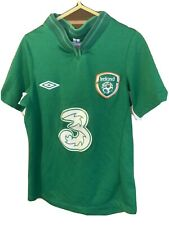 Kids Ireland Football Shirt Age Small Boys Umbro