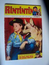 RINTINTIN et RUSTY - MENSUEL N° 74 - Sagédition 1er trim 1976 - 18 x 26 cm