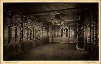 Triberg im Schwarzwald AK ~1920/30 Rathaussaal Rathaus Saal Innenraum ungelaufen