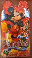 Disney Disneyland Resort Celebrate Everyday Pressed Penny Coin Album Book RARE