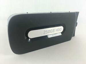 Xbox 360 250GB Hard Drive | Official Microsoft External HDD Black