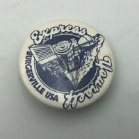 Vtg Express Yourself Burgerville USA Advertising Train Engine Button Pinback  Y4