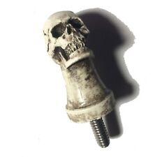 Skull Seat Bolt fit Harley 1/4x20 Skeleton Hot Rat Street Rod Made in USA 9TB