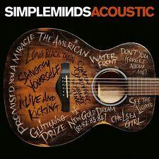 SIMPLE MINDS - SIMPLE MINDS ACOUSTIC   CD NEU