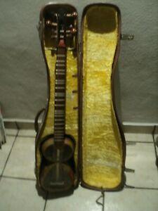 TARA gitarre azerbaigian suono simile tra  sas turco e una sitar indiana