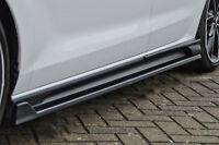 Race Seitenschweller Sideskirts mit Schacht  ABS für Hyundai I30N Performance
