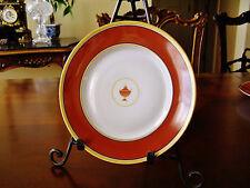 Richard Ginori Impero Red Salad Plate