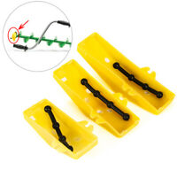 10pcs Durable ABS Plastic Ice Fishing Rod Tip Slices Fishing Accessories