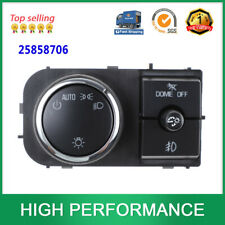 For Fits GM/Chevrolet Headlight Instrument Switch Dimmer Dome Headlamp 25858706