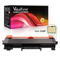 Valuetoner (with Chip) Compatible for Brother TN760 TN 760 TN730 Black Toner Car