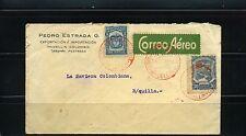COLOMBIA, MEDELLIN TO LA NAVIERA COLOMBIANA,-B/QUILLA 1924 >>'SCADTA'' COLOMBIA