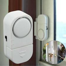 WIRELESS Home Window Door Burglar Security ALARM System Magnetic Sensor EN 2019