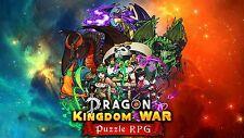 DRAGON KINGDOM WAR - Steam chiave key - Gioco PC Game - Free shipping - ROW