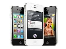MOVIL APPLE IPHONE 4S 32GB NUEVO LIBRE + 1 AÑO GARANTÍA COLOR NEGRO BLANCO