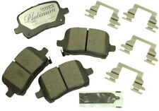 Disc Brake Pad Set-Rear Disc Front Autopartsource VP1028K