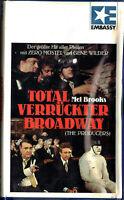 (VHS) Mel Brooks - Total verrückter Broadway - Zero Mostel, Gene Wilder (1967)