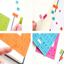 Cute Expression Figure DIY Sticker Decal Diary Mark Bookmarks Notebook Decor