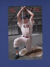 MARTY KEOUGH, San Francisco Seals PCL ~ FIRST PRINTING color card Aldana 2018