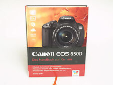 Handbuch Canon EOS650D