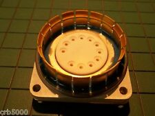Tube Socket Erie, Ceramic, 9813-000 and 9813-000 Grid ring term.