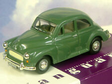 VANGUARDS 1/43 MORRIS MINOR SALOON ALMOND GREEN VA05801