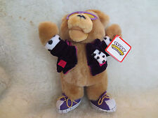 LOVEABLE  TEDDY GRAHAMS TEDDY BEAR