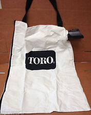 [TOR] [108-8994] TORO Bag Ultra Blower Vac Rake & Vac Super Blower 51574 51592