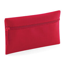 Borsetta Astuccio Porta Penne Con Zip dimensioni 21 x 14 cm Quadra Pencil Case