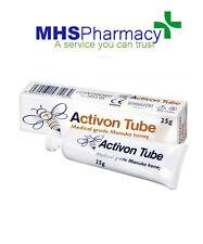 Activon Tube Medical Grade Manuka Honey - Wounds / Burns / First Aid - 25g