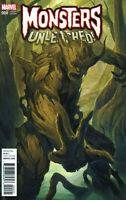Monsters Unleashed #4 Variant Marvel
