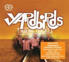 Making Tracks: On Tour 2010-2012 [Digipak] by The Yardbirds (CD, Oct-2014, 2...