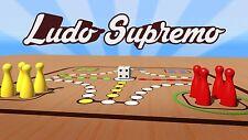Juego De Vapor Ludo Supremo ganar CD Digital clave Casual boardgame