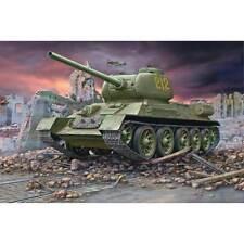 Revell 1/72 T-34/85 Plastic Model Kit 03302 RVL03302