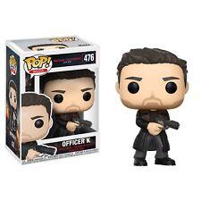 Funko Blade Runner 2049 POP Officer K Vinyl Figure NEW Toys IN STOCK Movie