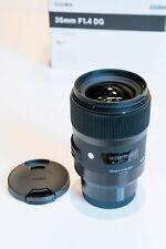 SIGMA Art 35mm 1.4 DG HSM für SONY E-Mount 35 mm F1,4