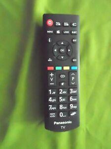 Panasonic TV/TEXT REMOTE CONTROL MODEL:RC30092656  EX/CON