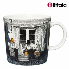 NEW Iittala Arabia Ceramic Moomin Mug Cup TRUE TO ITS ORIGINS 300ml