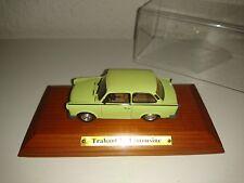 Trabant 1.1 Limousine hellgrün 1:43 aus Sammlungsauflösung