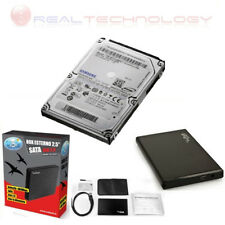 HARD DISK INTERNO 2,5 500 GB SATA SAMSUNG+BOX ESTERNO 2,5 USB 2.0 VULTECH